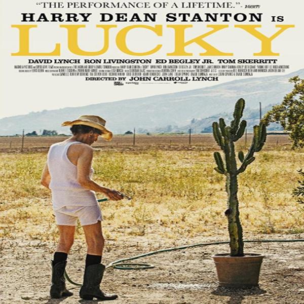 Lucky, Lucky Synopsis, Lucky Trailer, Lucky Review, Poster Lucky