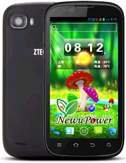 Gambar ZTE Grand X Android Jelly Bean 4.3 Inch
