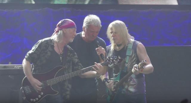 Deep Purple México 2018 veteranos confirman gira despedida