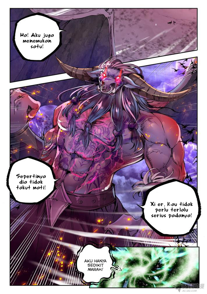 Shen Yin Wang Zuo Chapter 95