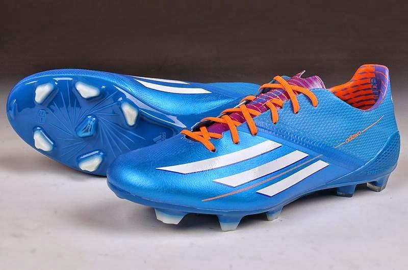 Sepatu Bola Adidas Adizero F50 Messi Adidas Adizero F50 Leather 4e8517d884