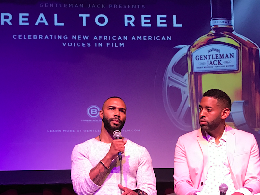 An Evening with Gentleman Jack- Real to Reel- and Omari Hardwick