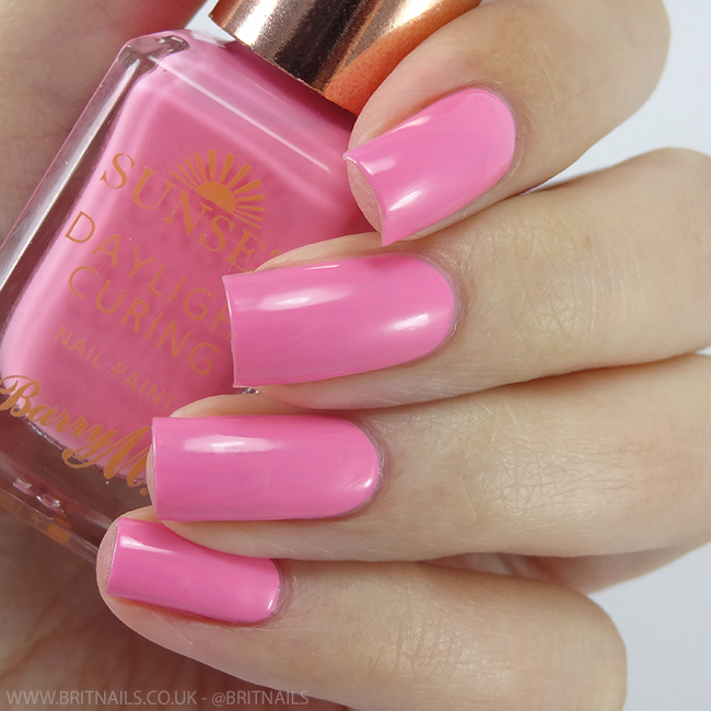 Barry M Pinking Out Loud