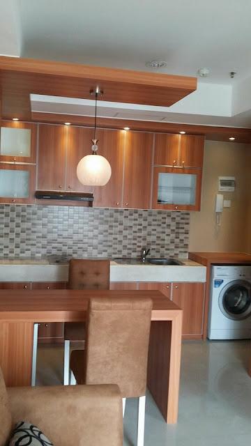 kitchenset-apartemen-mewah