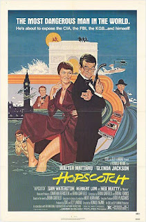 Hopscotch movie poster