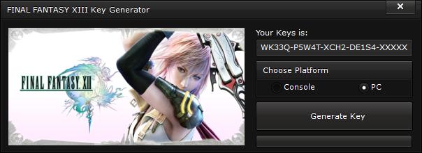 Final Fantasy 14 Activation Code