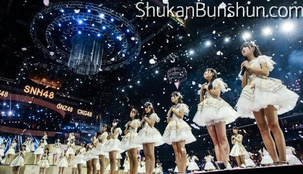 SNH48 CKG48 SHY48 BEJ48 GNZ48 Members