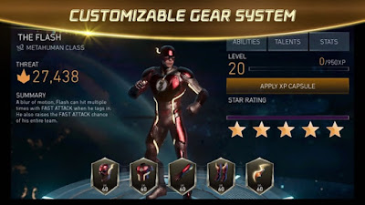 Injustice 2 MOD APK v2.4.0 for Android (Unlimited Money) Terbaru 2018