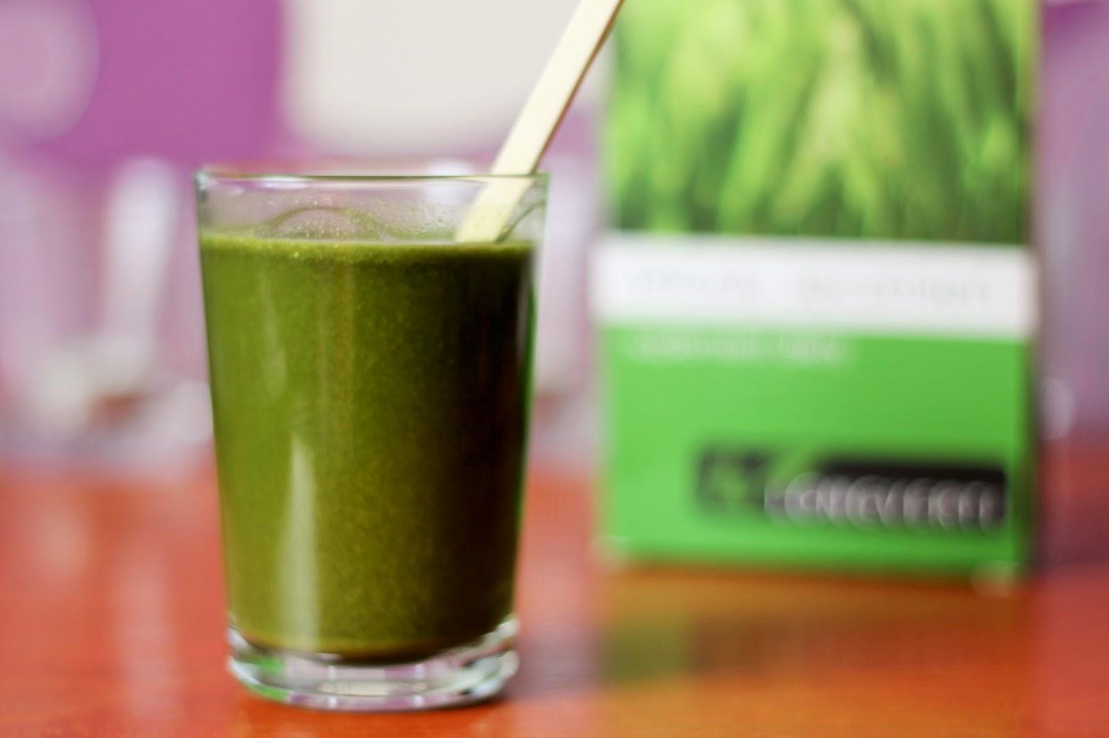 Cudowny zielony sok?