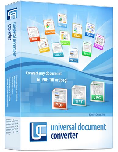 Universal Document Converter 6.7.1609.12160 (Español)(Conversor Documentos)