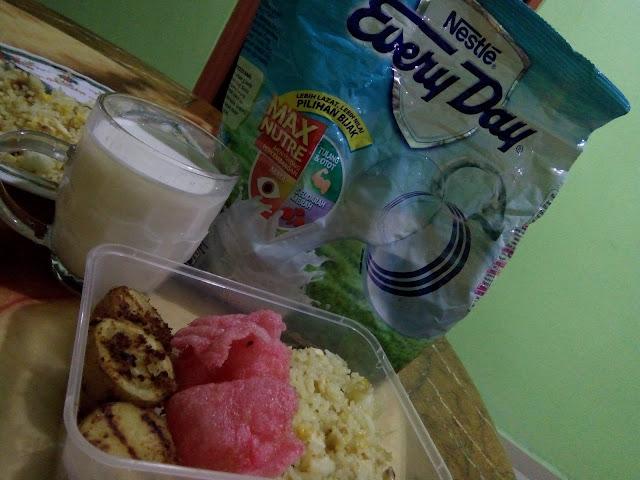 Mulakan Sajian Pagi Anda Dengan Susu Nestle Every Day