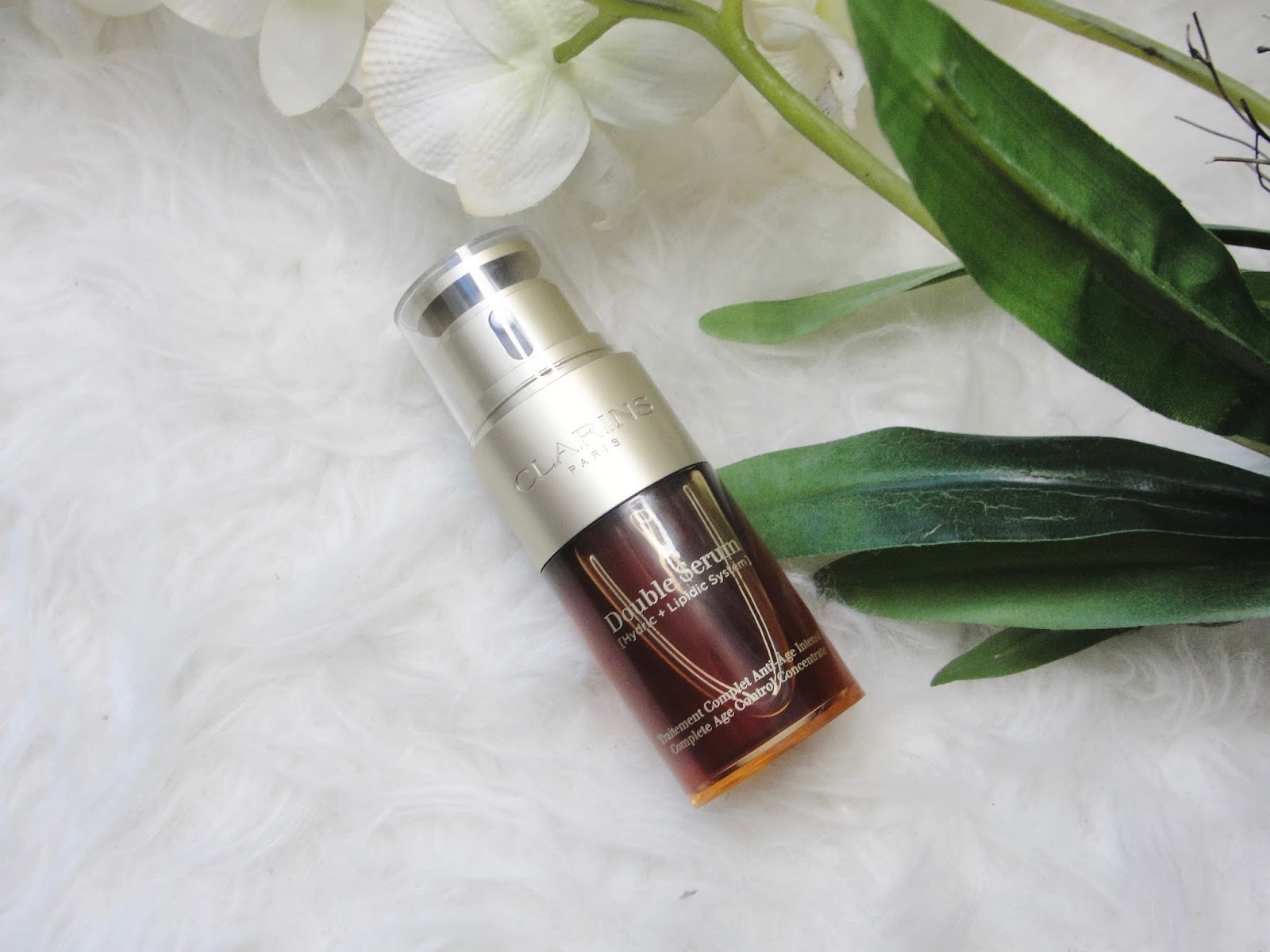 Clarins Double Serum Review Why You Shouldn 180 T Use It
