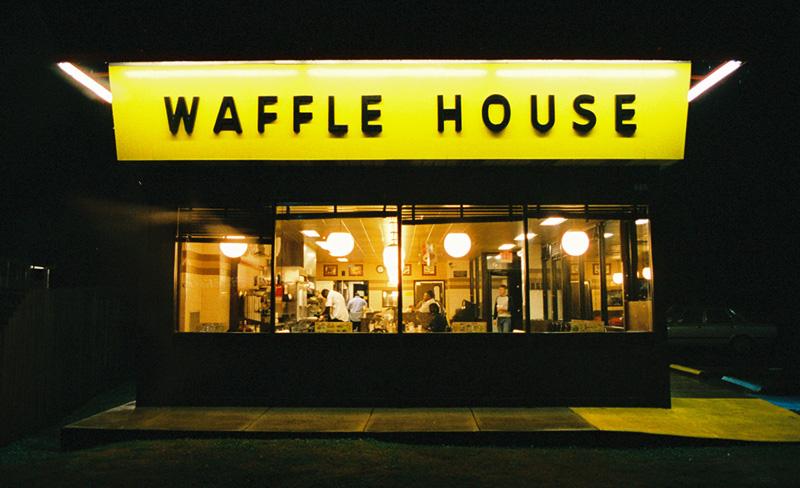 Granny Mountain Waffle House Waffles