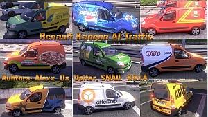Renault Kangoo AI Traffic mod