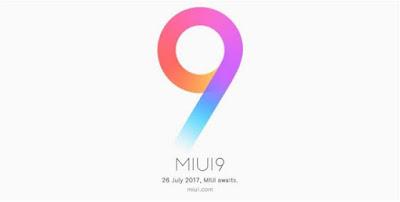 Xiaomi Mengusung MIUI 9 Dengan Fitur Terbaru