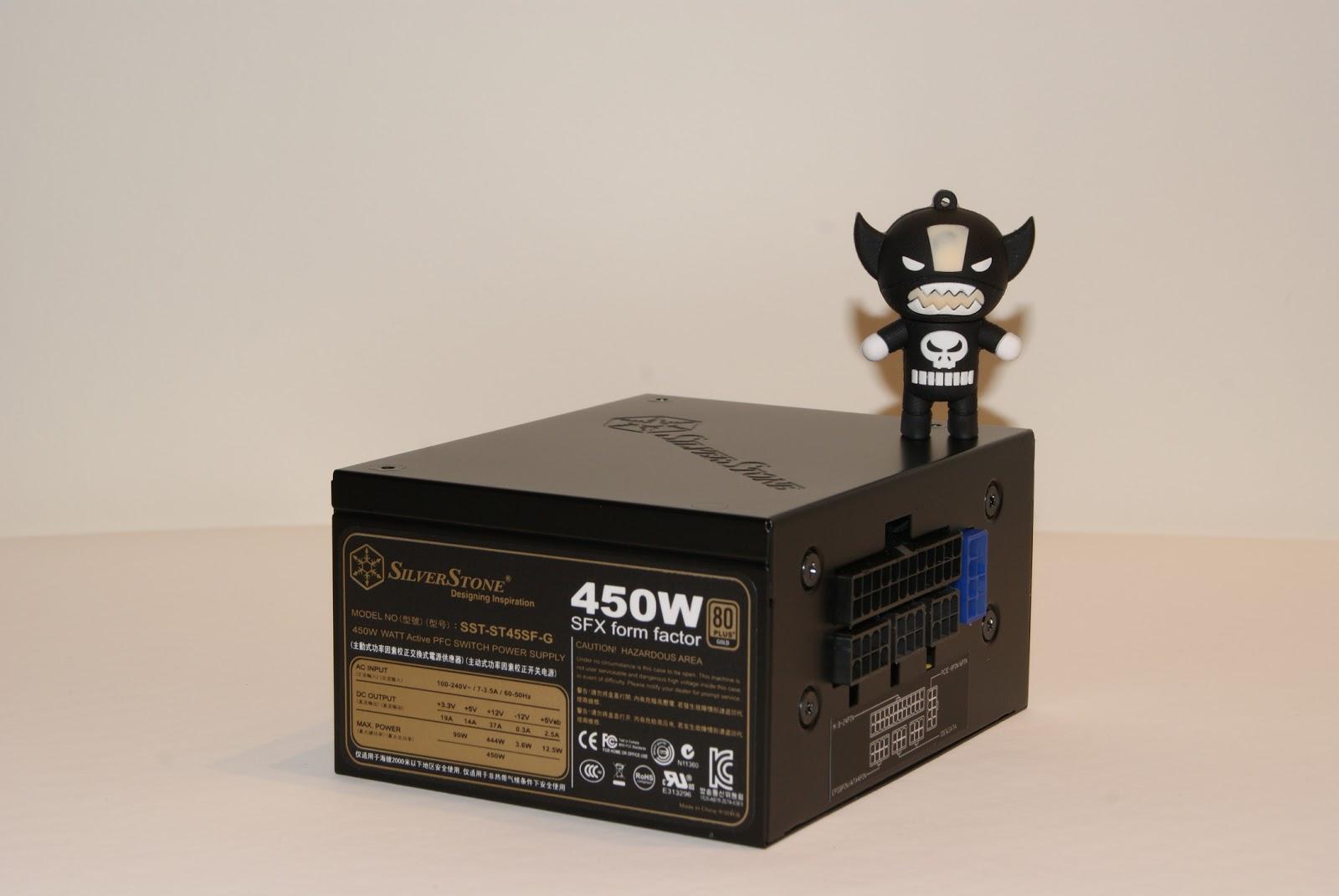 SilverStone ST45SF-G 450W SFX V2