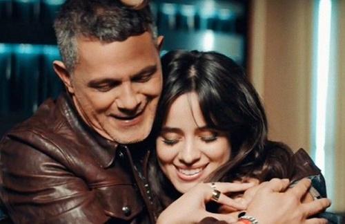 Alejandro Sanz & Camila Cabello - Mi Persona Favorita