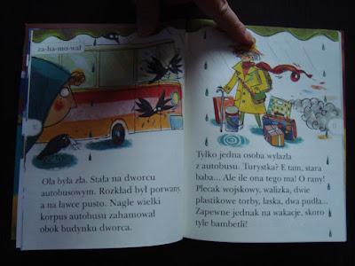 Babula Babalunga, seria czytam sobie, książki do nauki czytania, nauka czytania, egmont