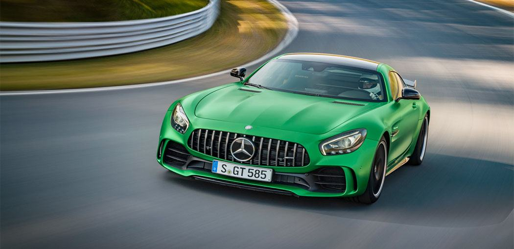 Mercedes-AMG GTR, car news