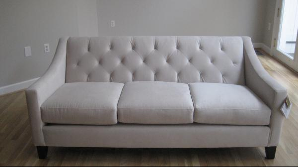 For The Love Of A Tufted Sofa