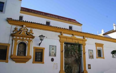 Resultado de imagen de iglesia de santiago sevilla