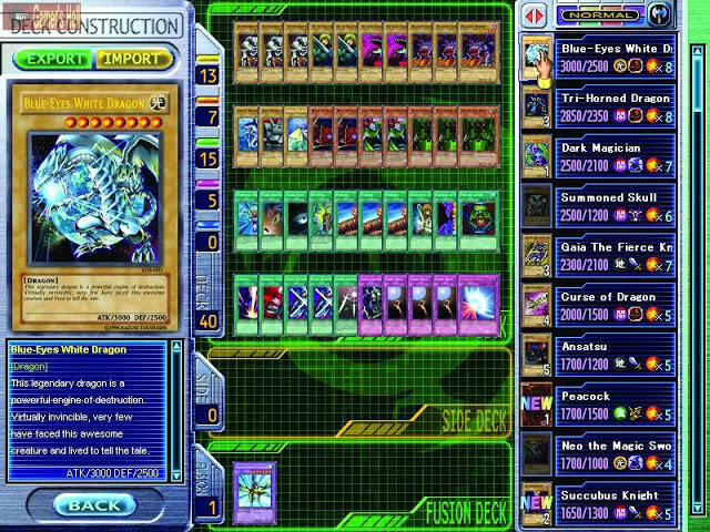 yu-gi-oh power of chaos kaiba the revenge gratuit