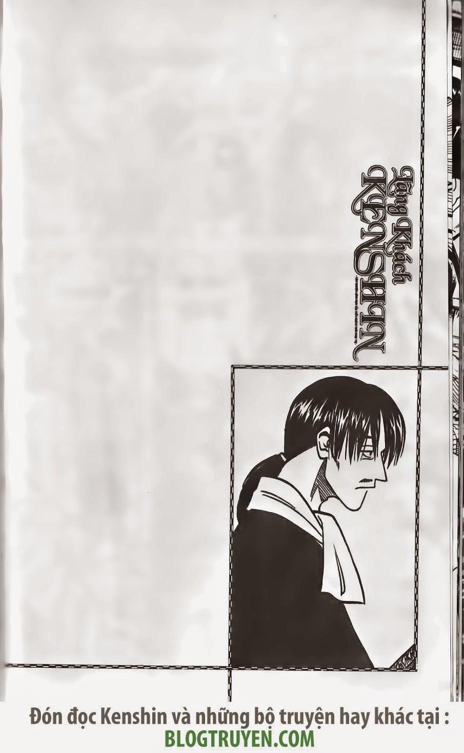 Rurouni Kenshin chap 172 trang 20
