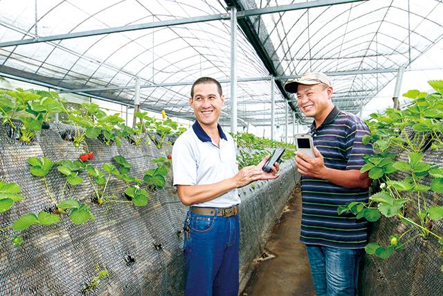 科技農夫陳新豪──從車庫裡誕生的「微氣候」哲學|數位時代