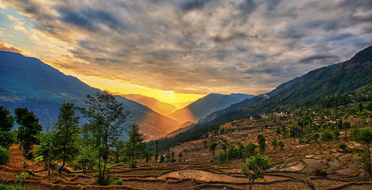 Kathmandu Valley Natural Attraction