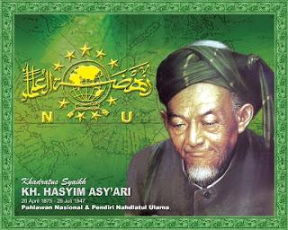 Hadratussyaikh KH Hasyim Asy'ari Ingatkan Belajar Harus melalui Guru