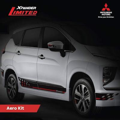 Harga Mitsubishi Xpander Limited Pekanbaru Riau