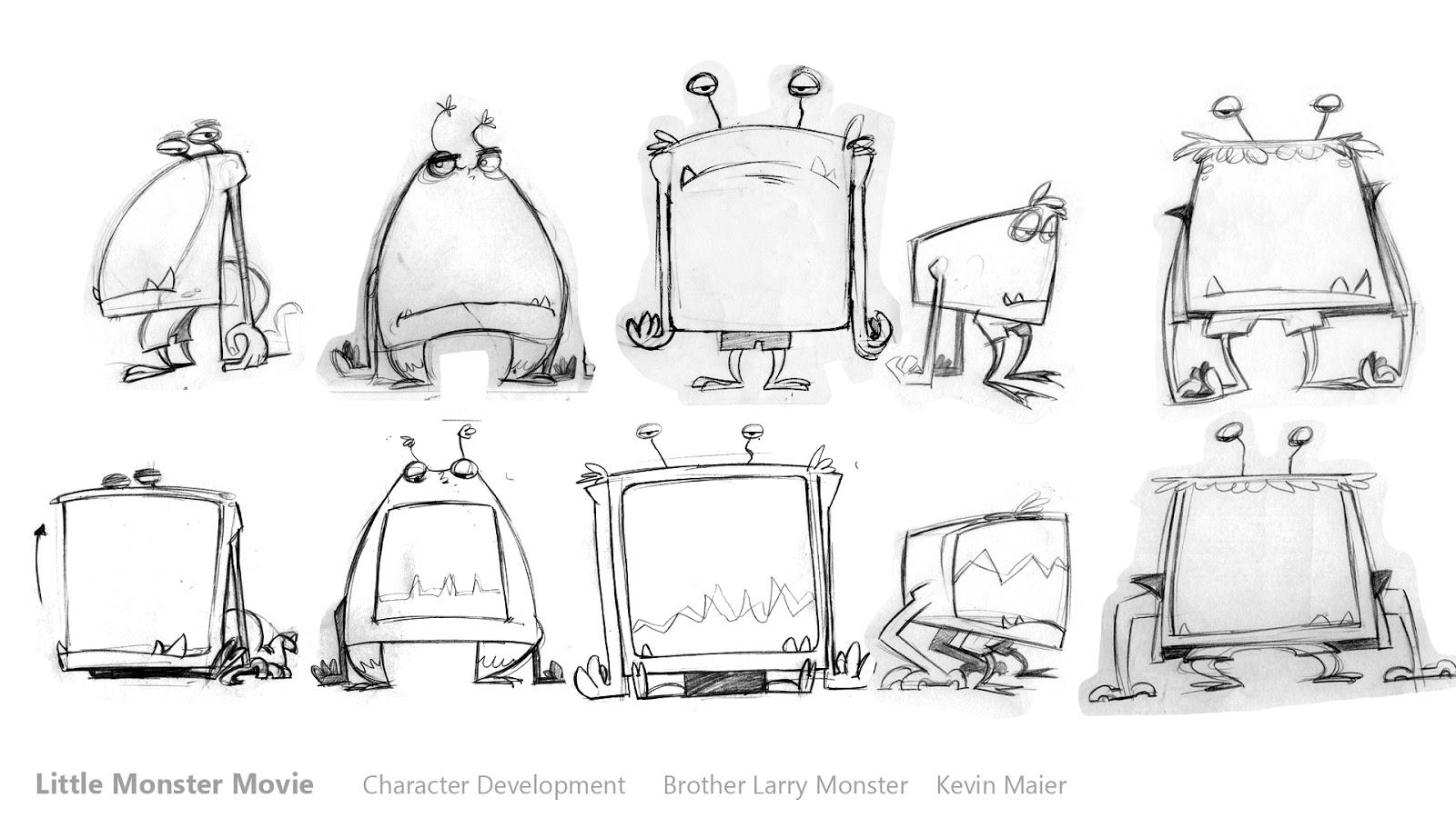 Kevin Maier's Sketch Blog: I'm Back