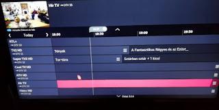 TV EPG