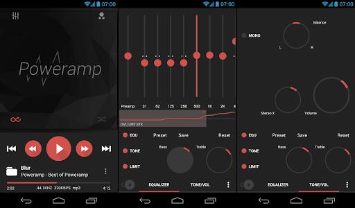 Poweramp music player free download for android | Poweramp