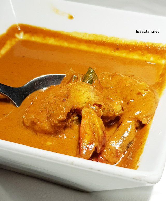 Jaffna Prawn Curry - RM38