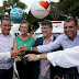 POLÍTICA / Rui Costa entrega nova ambulância para Várzea da Roça