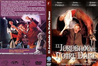 CARÁTULA: El Jorobado (1997)