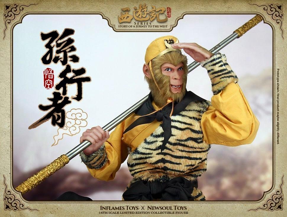 Sun wu kung essay