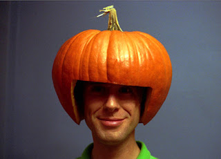 casco para el dia de halloween