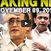 BREAKING NEWS TODAY NOVEMBER 09, 2017 - President Duterte l Noynoy Aquino l Trillanes l Gordon