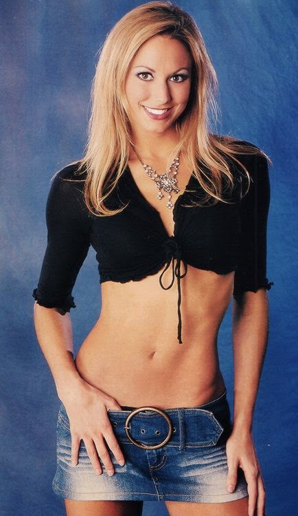 WCW and WWE - Stacy Keibler