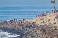 Pro Taghazout Bay Crowd at Anchor Point9760QSTaghazout20Masurel