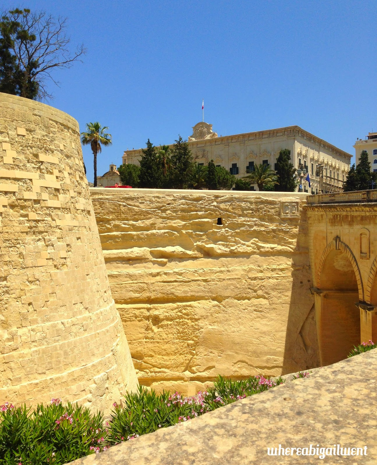 Malta Fortifications
