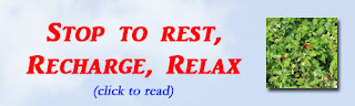 http://mindbodythoughts.blogspot.com/2016/08/stop-to-rest-and-recharge-and-relax.html