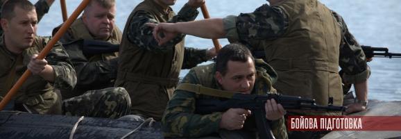 В НУОУ введені заняття з військово-прикладного плавання та курс витримки і виживання