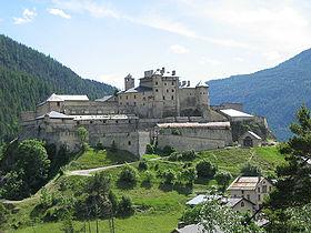 queyras castle