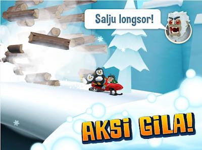 Ski Safari 2 APK-Ski Safari 2 MOD APK