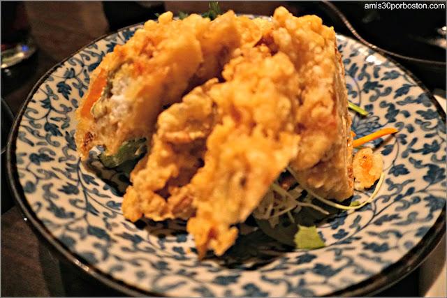 Ryoko's Japanese Restaurant & Bar: Deep Fried Soft Shell Crab $10