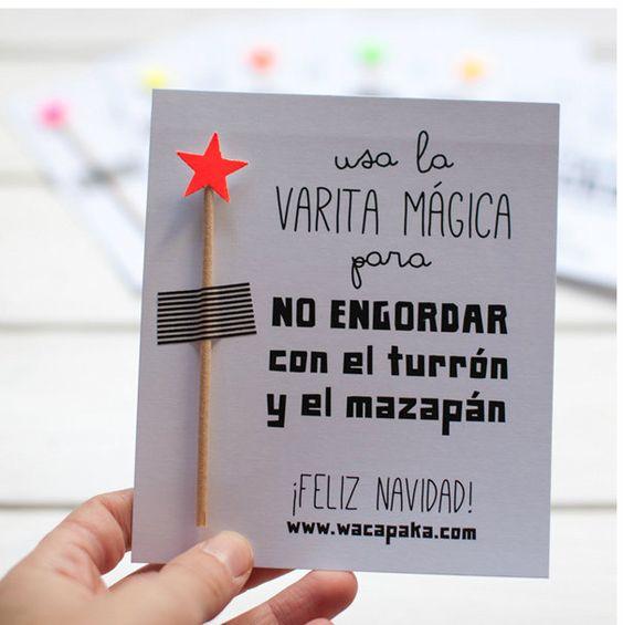 Blog de pl stica y manualidades en primaria varitas m gicas - Ideas originales navidad ...