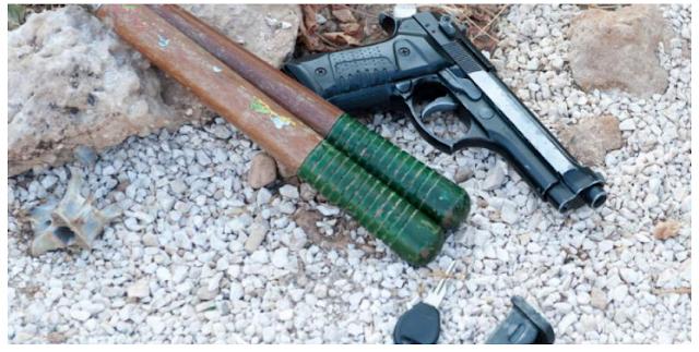 Ενας στους 10 Ελληνες οπλοφορεί παράνομα -Αγοράζουν όπλα με 200 ευρώ από τη Βουλγαρία